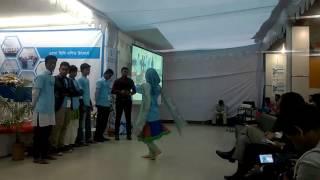 Daffodil international college student dance with Bangla song