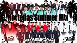 Norteñas Summer Mix 2016 Dj Tito