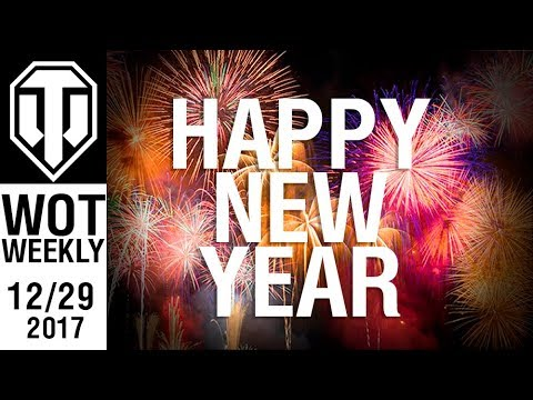 PC: World of Tanks Weekly #44 - Happy New Years!