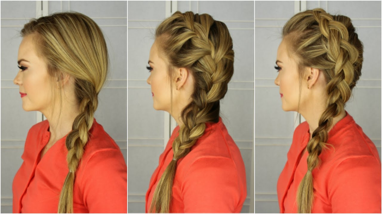 How To Braid For Beginners Youtube