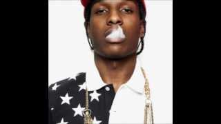 "Asap Rocky ""Fuckin Problem"" Feat. 2Chainz, Drake, Kendrick Lamar (Prod. By 40)"