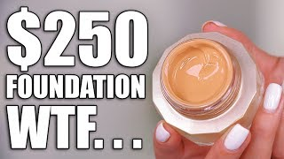 $250 FOUNDATION ... WTF | First Impressions