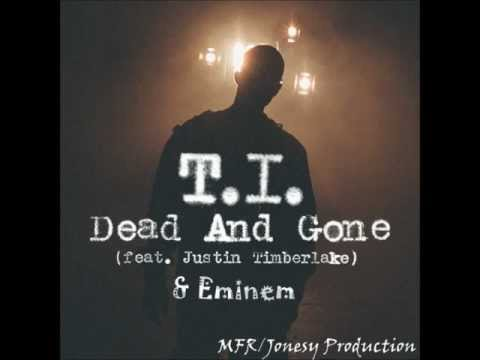 TI- Dead and Gone Ft. Eminen- Mockingbird (MFR HD Remix)