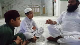 Surah haqqah teaching in beautiful voice