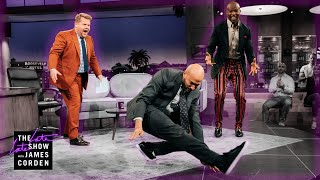 Keegan-Michael Key & Terry Crews Are FIRED UP
