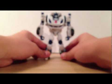 Video Review of Transformers Generations Fall of Cybertron Deluxe Jazz