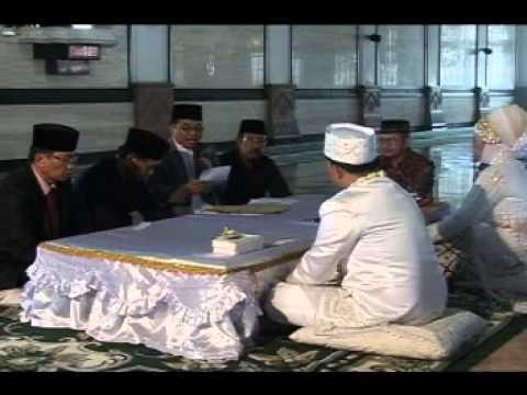 Ustadz Anas - Khutbah Nikah di MAJT Semarang