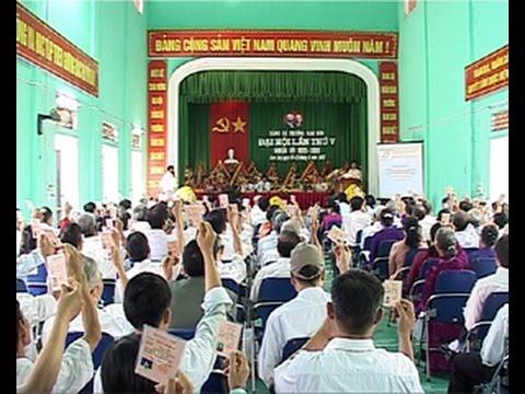 Đại hội Đảng bộ phường Nam Sơn lần thứ V nhiệm kỳ 2015-2020