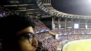 Wankhede Crowd Wishing Sachin Tendulkar 44th Happy Birthday