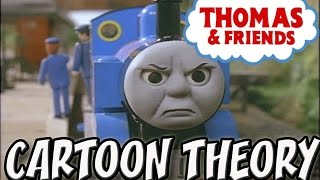 Cartoon Conspiracy Theory | The Awful Truth Behind Thomas & Friends