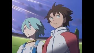 Eureka Seven All openings (Creditless)