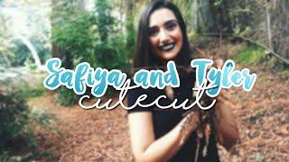 safiya and tyler || cute cut