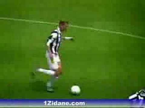 Zinedine Zidane Video