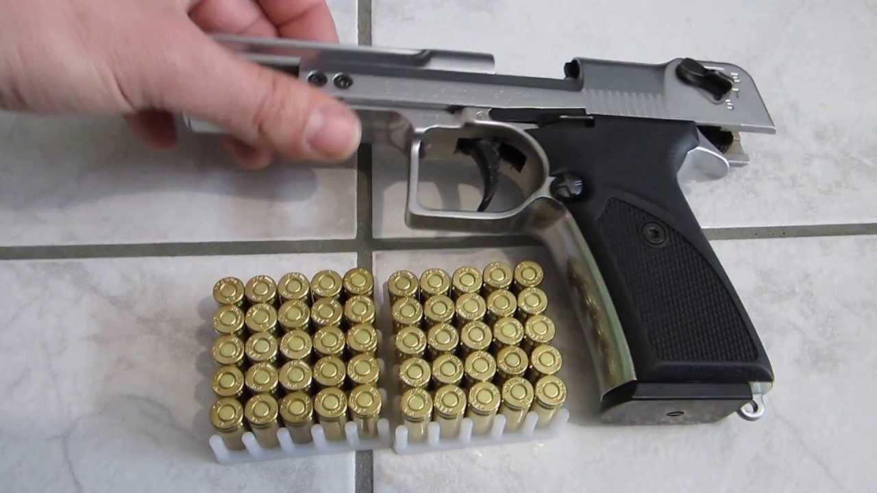 Baby 9mm Blued Desert Eagle 9mm Pak Retay Desert Eagle