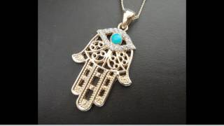 Evil Eye Jewelry & Hamsa Jewelry Protects from Evil Forces