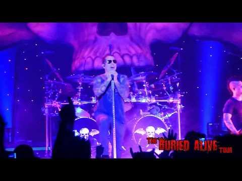 Avenged Sevenfold - So Far Away - Live @ Buried Alive Tour, Ft. Wayne, Indiana 11/30/2011