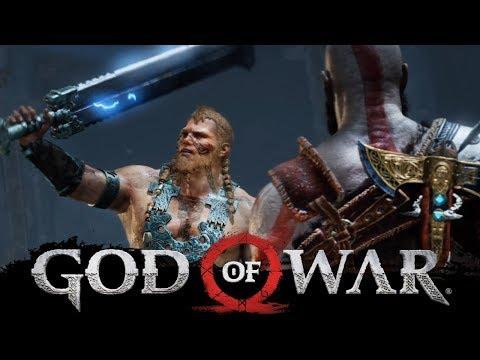 БОССЫ - СЫНОВЬЯ ТОРА! - GOD OF WAR 4 #12