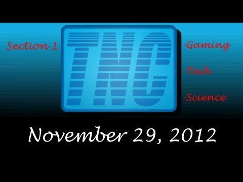 Iron Man Save Us! - TNC November 29, 2012 - Section 1 Part 2