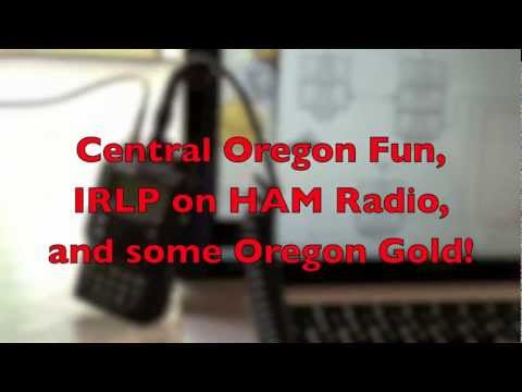 FAMILY FUN - IRLP / HAM Radio - OREGON GOLD!
