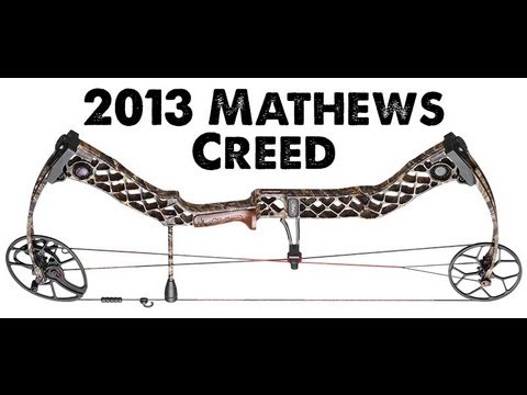 2013 Bow Review: Mathews Creed