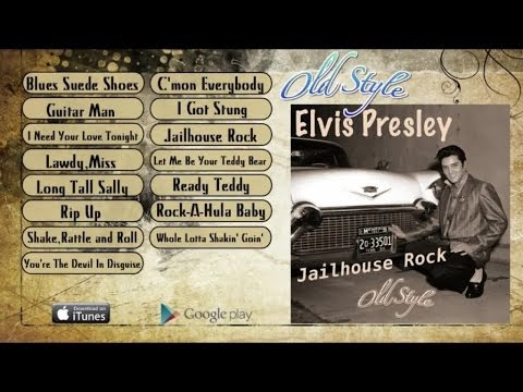 Elvis Presley - Jailhouse Rock Original Full Album Complete video