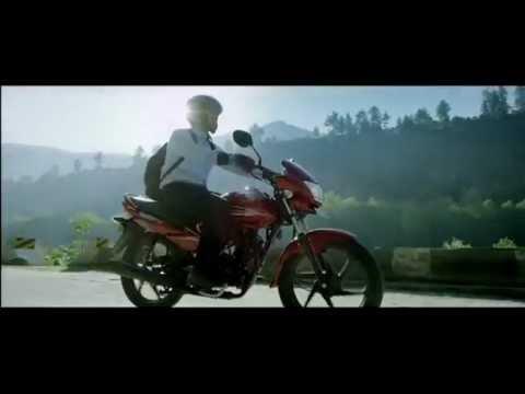 "Honda motor bike new emotional tv AD - ""..."