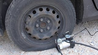 Best Tire Inflator and Portable Air Compressor