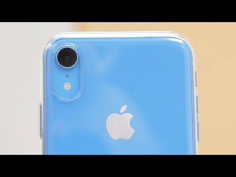 Apple's iPhone XR Clear Case Review: Don't buy it