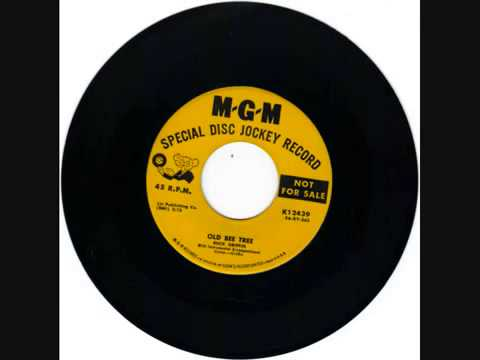 BUCK GRIFFIN -  OLD BEE TREE -  BOW MY BACK -  MGM K12439 wmv