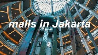 6. what malls look like in Jakarta