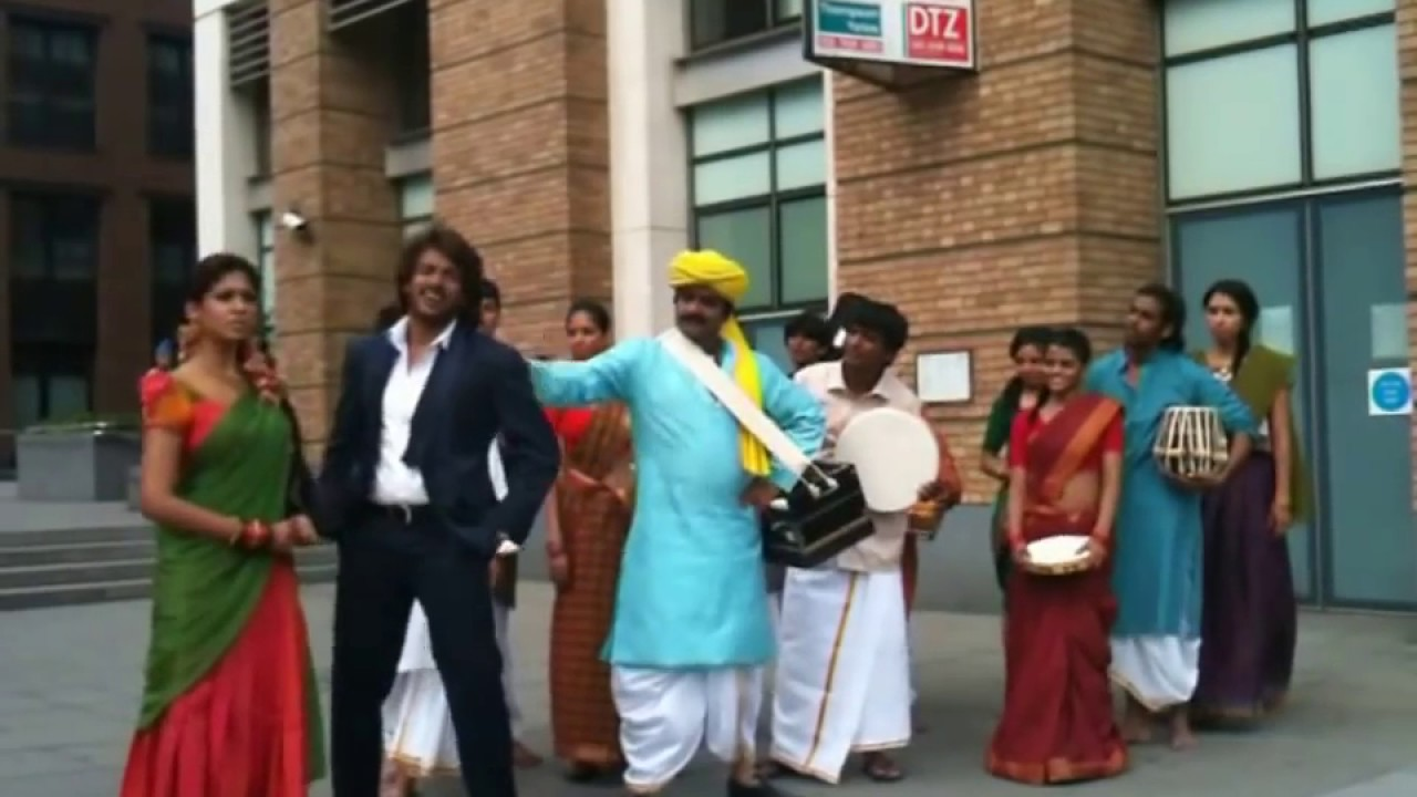 Nayanthara brother leno