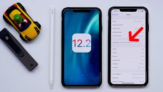 iOS 12.2 Beta 6! New Features & Changes!