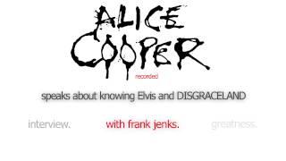 Watch Alice Cooper Disgraceland video