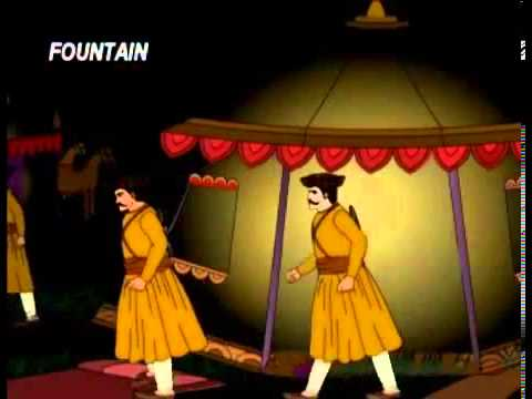 Shivaji Maharaj   Murarbhaji   Marathi Animation for Kids TMB...