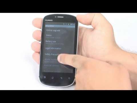 Digital Video Review Huawei U8850 Vision