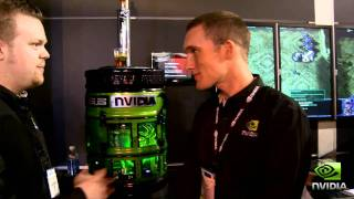NVIDIA KEGputer Official Video CES 2011