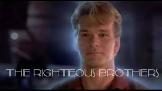 download lagu The Righteous Brothers - Unchained Melody 1990 Version gratis