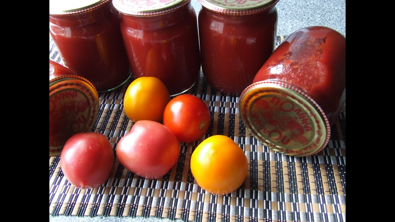 Кетчуп из помидор в домашних условиях на зиму рецепт