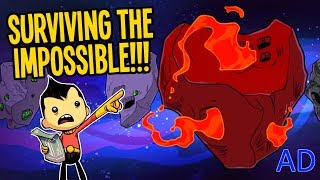 Surviving Desolate LAVA Planet Seems IMPOSSIBLE in Oxygen Not Included Launch Update