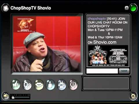 BIMMY LIVE INTERVIEW WITH BIG JAY & SGT.WAR ON CHOPSHOPTV.NET