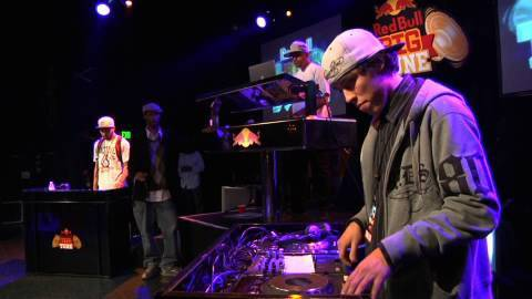 Producer Battle in Los Angeles - Red Bull Big Tune Round 1 & Semi-Finals