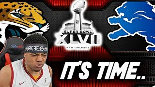 SUPER BOWL VS 15-1 JAGUARS 😈 Can we do it.. | Madden 18 Franchise Mode