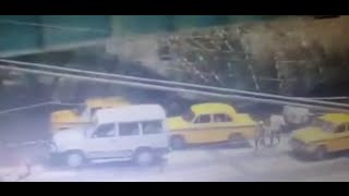 Sickening moment of lethal bridge collapse in Kolkata caught on camera