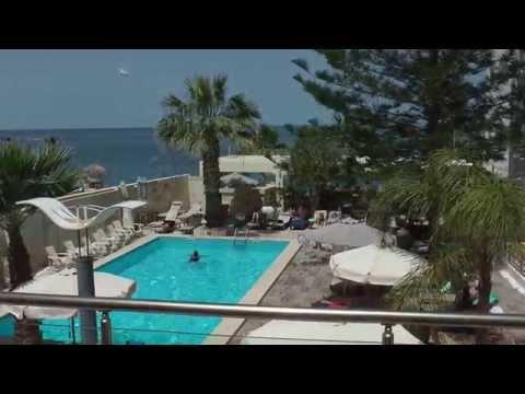 2014 KRETA - BEACH HOTEL GLAROS**** (Chersonisos)