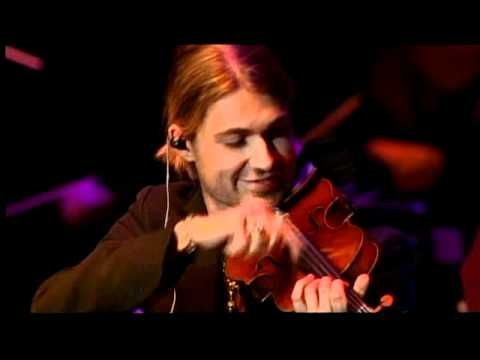 DAVID GARRETT - Volare (by Domenico Modugno).  Show  LIVE IN CONCERT & IN   PRIVATE  -2009