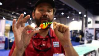 ICAST 2011 Sebile D&S Crank Bait with Patrick Sebile, Candid interview