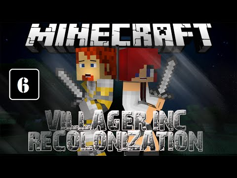 Facetious! - Villager INC Survival with Heather, Ep 6!