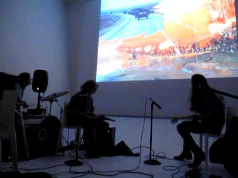 Museum of Moving Image , performance of Martha Colburn films with live music