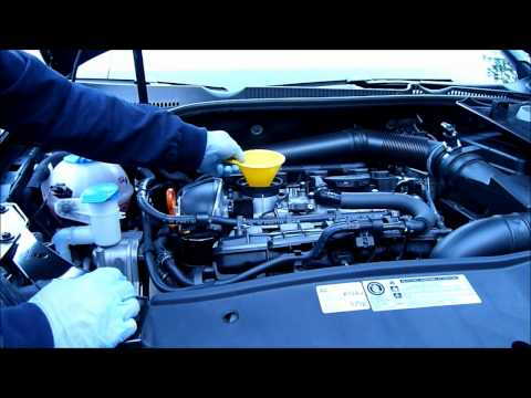 2011 VW GTI 2.0T TSI DIY OIL CHANGE