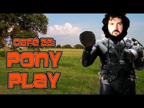 CafÉ 33 De 365: Pony Play video